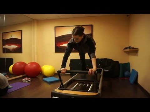 A Dancer's Pilates Cross-Train Routine