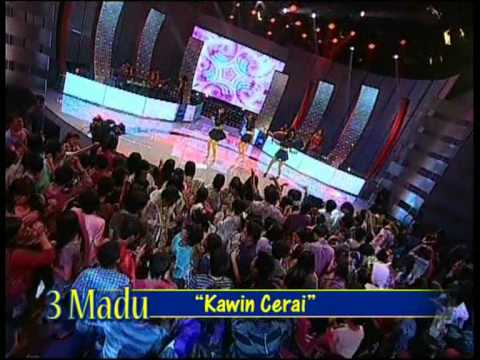 3Madu - Kawin Cerai