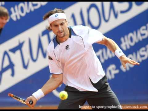 Tennis Pro David Ferrer Angry at Crying Baby (Video Linked)