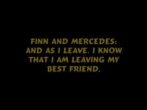 To Sir, With Love - Glee Cast - Lyrics - YouTube
