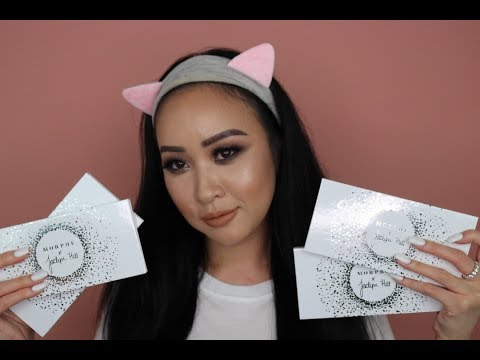 Morphe x Jaclyn Hill Vault Collection | Review | Chit Chat + Vent With Me thumbnail