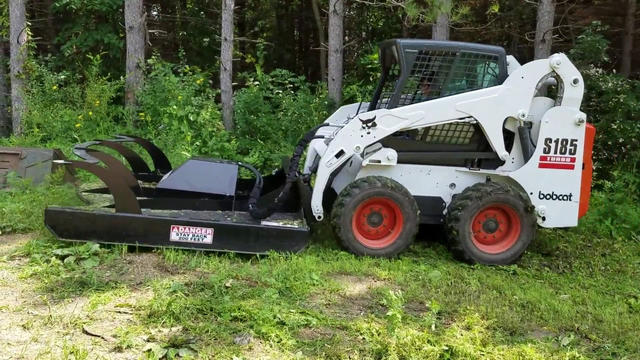 small resolution of prime brush mower attachment
