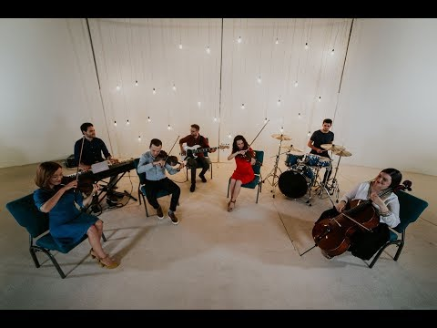 DESIDERIO QUINTET & BAND - This is amazing grace // cover (Phil Wickham) [OFFICIAL VIDEO]