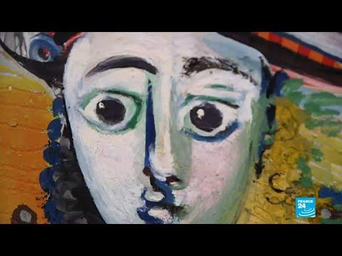 Paris show explores genesis of Picasso masterpieces