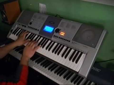 yamaha psr e403 piano demo give thanks youtube. Black Bedroom Furniture Sets. Home Design Ideas