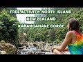 Free Activities on the North Island New Zealand