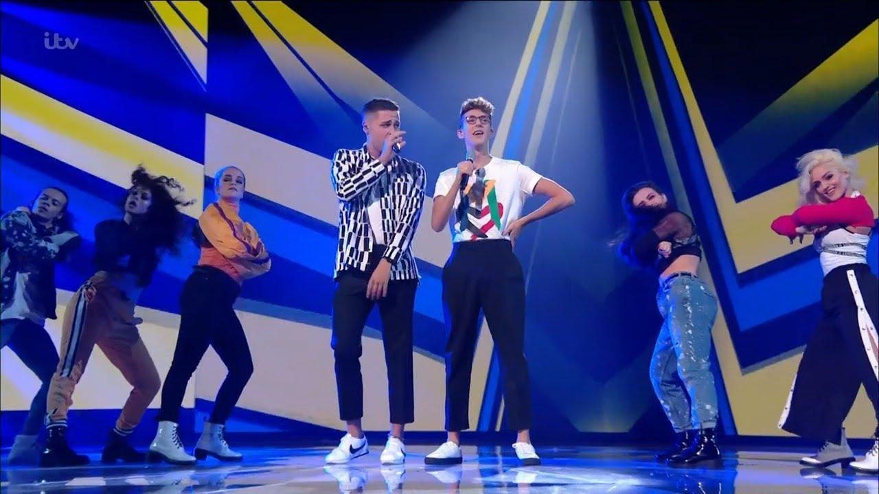 The X Factor UK 2017 Jack & Joel Live Shows Full Clip ...