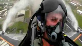 F 16 Solo Flight Demo R_N_L_F  Team Show