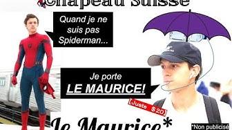 Le Maurice par Chapeau Suisse