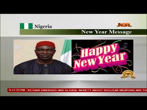 NTA Network Good Morning Nigeria 01/01/2018