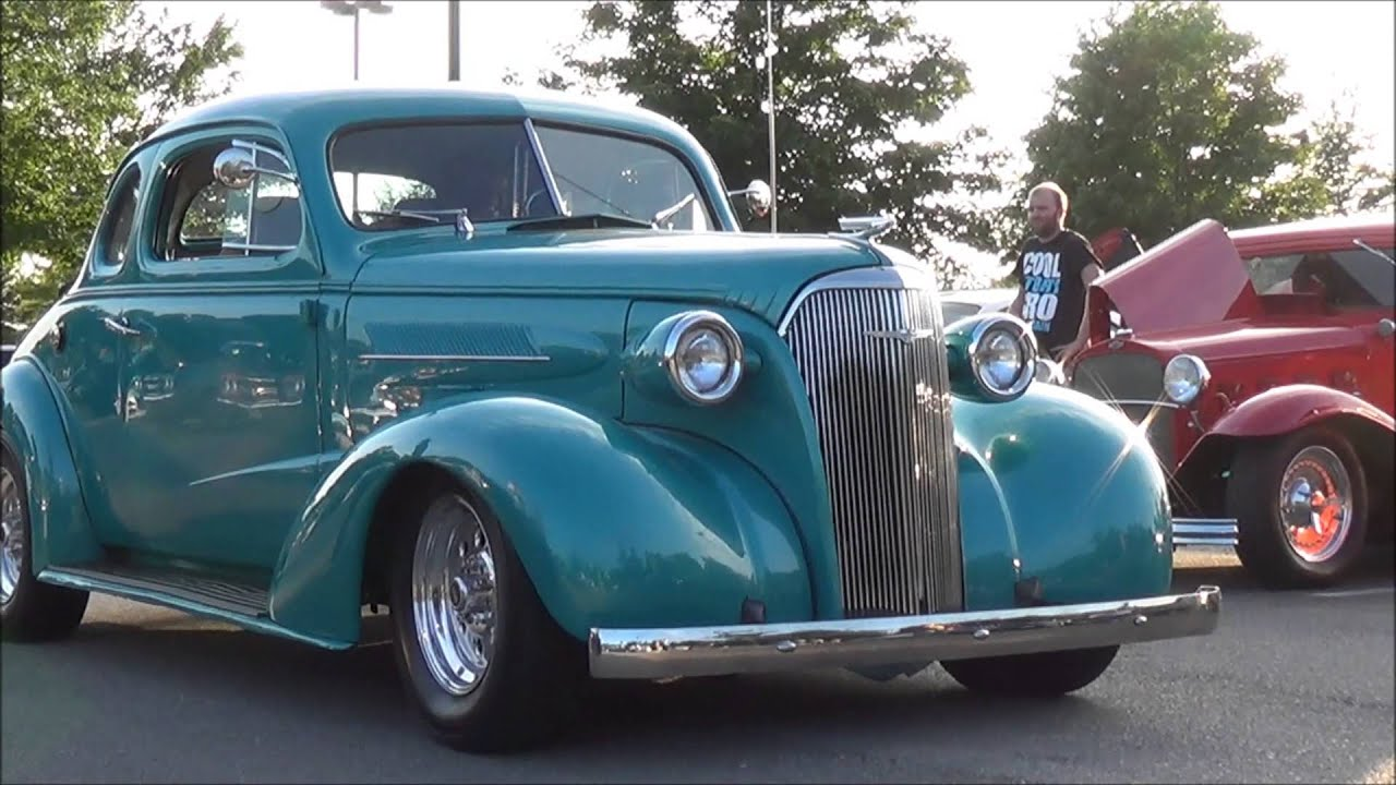 1937 Chevy Coupe - YouTube
