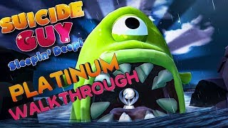 Suicide Guy: Sleepin' Deeply 100% Full Platinum Walkthrough | Trophy & Achievement Guide
