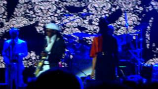 Chic + Nile Rodgers - Get Lucky/Chic Cheer/My Forbidden Lover - Manchester 2015