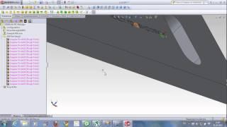 Solidworks\CAMworks 2012 - урок по созданию обработки гравированием.