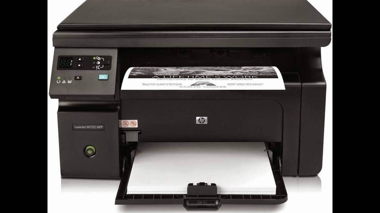 HP LASERJET PROFESSIONAL M1130 MFP DRIVER FOR WINDOWS MAC