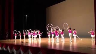 2015-16 救世軍荃灣幼兒學校畢業表演~健兒闖奧運