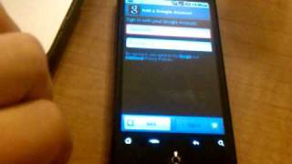 ICT Droids - How to Create a Google Gmail Account for Android