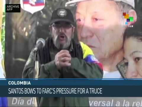 Colombia: Bilateral Ceasefire Could Take Effect Jan. 1