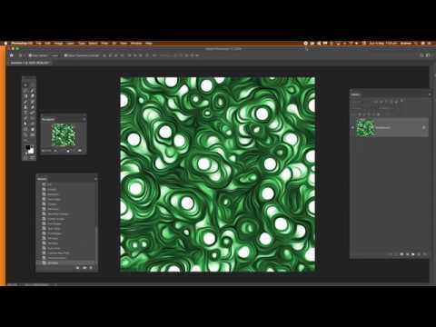 Make abstract spotted background (Photoshop tutorial) thumbnail