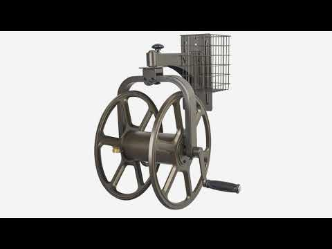 Liberty garden products 708 hose reel