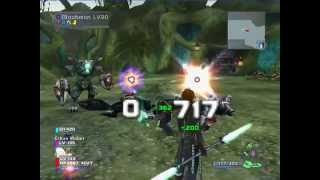 phantasy star universe pc gameplay 2