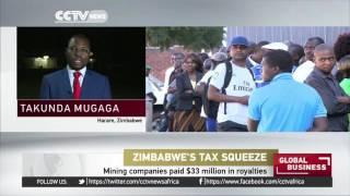Zimbabwe tax collections at 6% below target