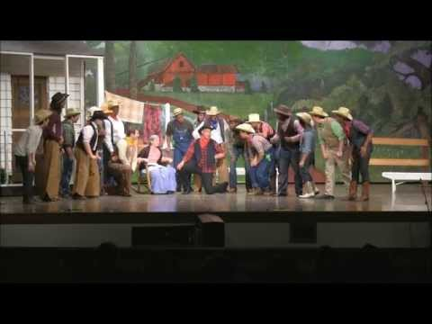Rogers and Hammerstein's Oklahoma performed by Arsenal Technical HS