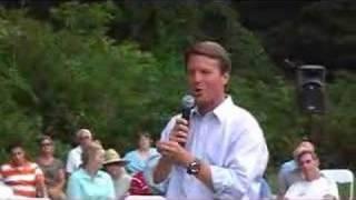 Senator John Edwards on Medical Marijuana--Sept. 8, 2007 Thumbnail
