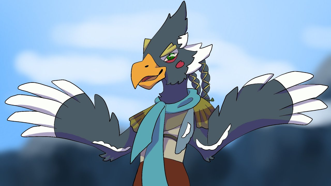 I Am The Man Botw Meme Revali Youtube