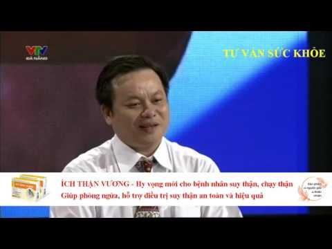 Các biểu hiện của suy thận mạn tính - Chuyên gia Cao Văn Trí tư vấn
