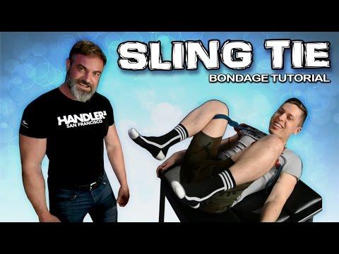 SLING TIE - Bondage Tutorial