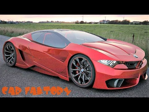 bmw m9 overview interior exterior redesign youtube. Black Bedroom Furniture Sets. Home Design Ideas
