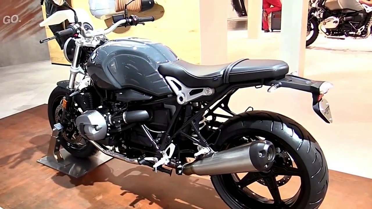 2018 bmw r nine t pure abs complete accs series lookaround. Black Bedroom Furniture Sets. Home Design Ideas