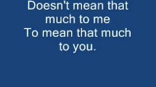 Neil young-Old man lyrics