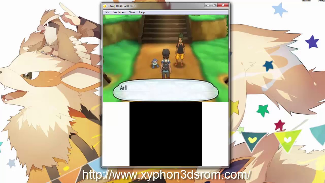 pokemon sun and moon download citra