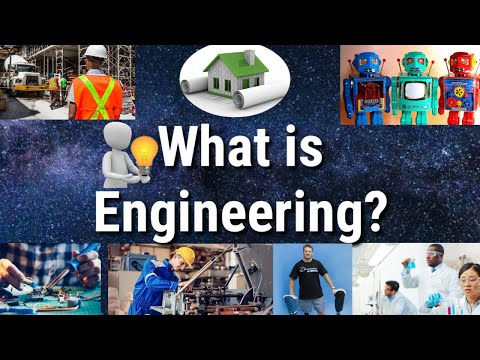 What is engineering for kids|Crash Course kids|Various Types of Engineering|In English.