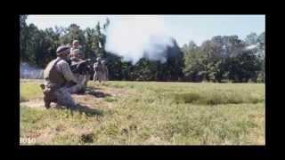 Пуск ПТРК Javelin. Учения НАТО в восточной Европе