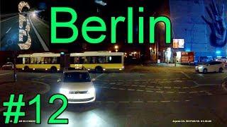 Führerstand LKW #12 - Nachts in Berlin (Führerstandsmitfahrt)