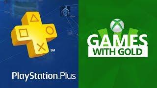 JOGOS GRÁTIS DE JUNHO 2018 PARA PS4 E XBOX ONE PSN PLUS E LIVE GOLD
