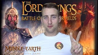 Middle-earth SBG Rules Manual Review plus Battle of Pelennor Fields Unboxing