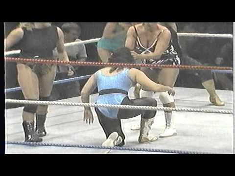Best of WCW - Women Championship Wrestling Volume 1