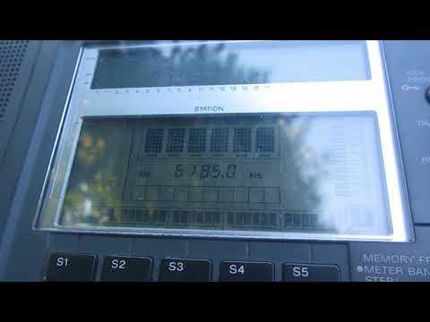 VATICAN RADIO [SANTA MARIA DI GALERIA, 100 KW] — 6185 KHZ — [2 DEC. 2017 17.41 UTC]