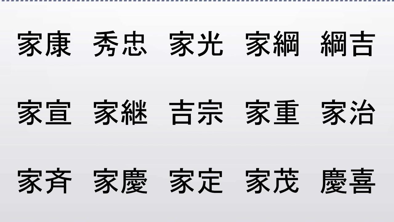 家慶 徳川