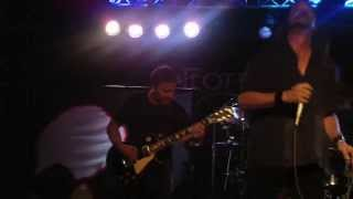 FLOTSAM AND JETSAM - Never To Reveal - 07/18/14 - Las Vegas Country Saloon (LVCS)