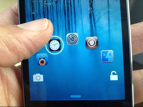 JellyLock7: A Revised Android-inspired Lock Screen Launcher For IOS 7