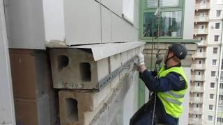 видео услуги промышленных альпинистов в москве