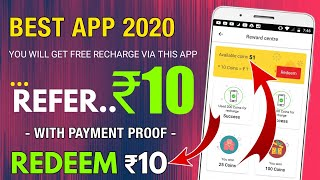 Earn ₹130 Daily   Best Earning App 2020 with Payment Proof   Earn money app   Aadhan payment proof