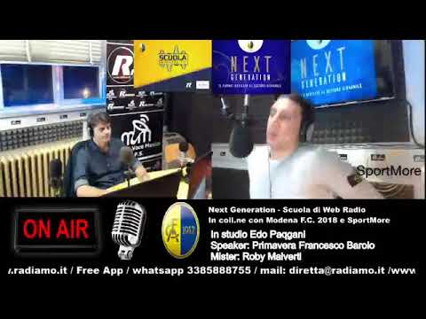 Scuola di Web Radio - 6^puntata