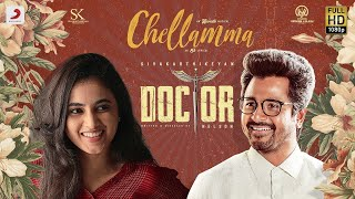Doctor - Chellamma Mashup | Sivakarthikeyan | Anirudh Ravichander | Jonita Gandhi