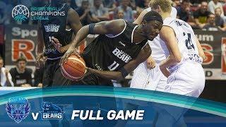 Donar Groningen (NED) vs Bakken Bears (DEN) - Full Game - Basketball Champions League 17-18
